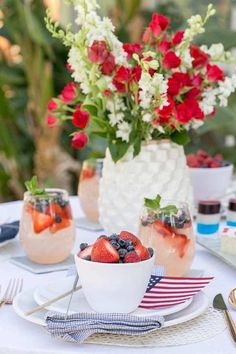 Fabulous Fourth of July Decorating and Entertaining Ideas - The Glam Pad