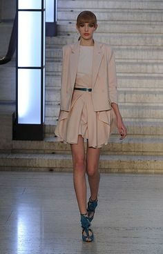 London Fashion Week: Antonio Berardi autumn/winter 2012