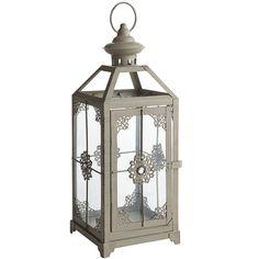 Pier 1 lanterns two sizes - Weddingbee
