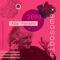 La cristalógrafa Ada Yonath (1939) nació un 22 de julio