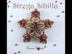 Tutorial Strega Sibilla, parte 1/3: modulo di perline e cristalli - YouTube