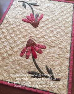 Bake Shop Basics: Free Motion Quilting on Home Machines
