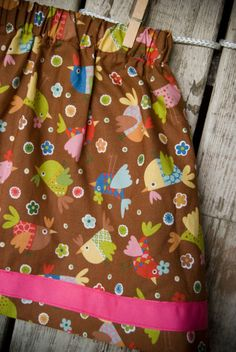 Cute skirt from LaLoo Designs