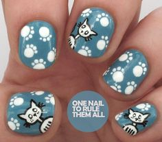 Kitty Kats - One Nail To Rule Them All