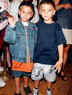 Dylan Sprouse & Cole Sprouse
