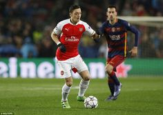 CĐV Arsenal đổ lỗi cho Ozil - Bongda 247