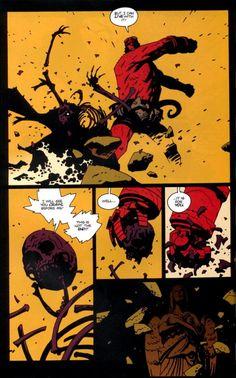 Mike Mignola - Hellboy