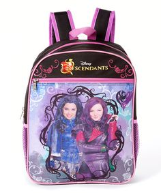 Love this Disney Descendants Backpack on #zulily! #zulilyfinds