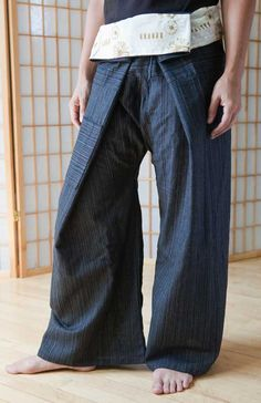 thai fisherman pants. is it weird that i think these are cool...?