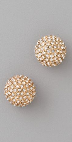 Michael Kors Glam Classic Stud Earrings $65.59.  have nowhere to wear them, but still love them.