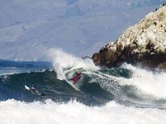 Taylor Knox, Northern California. Photo: Ellis #SURFERPhotos #SURFER
