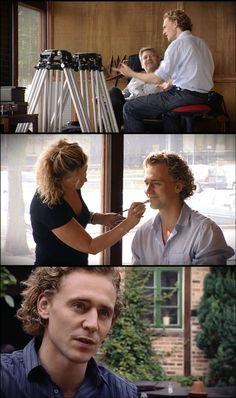Tom Hiddleston Interview | #MagnusMartinsson #BBC #Wallander Season 2 Extras. Screencaps. (@Torrilla)