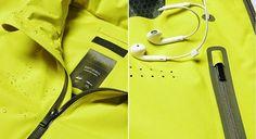 Z Zegna / The softshell jacket
