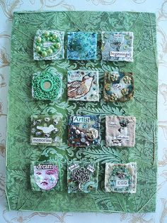 Fabric Inchies
