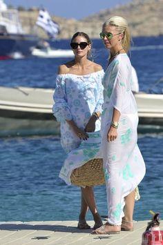 Olivia Palermo & Tamara Beckwith Veroni   http://getthelookoliviapalermo.blogspot.com.es