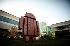 Google Lanza Android 4.4 KitKat en conjunto con Nestlé (los dueños de la golosina KitKat) - http://2ba.by/r5mw