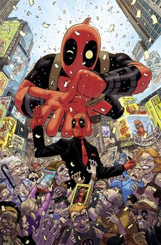 Midtown Comics — Some great new comics coming out tomorrow! What...