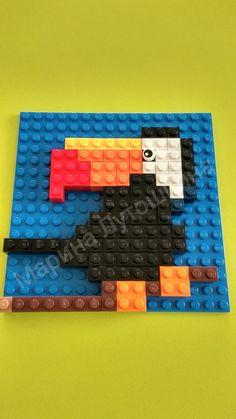 Lego Duplo, Lego Math, Lego Craft, Legos, Lego Studios, Modele Lego, Lego Mosaic, Lego Club, Lego Blocks