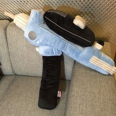 The Star Trek TOS Phaser Pillow is better than any teddy bear because it will protect you from night-time Klingon or Romulan incursions.