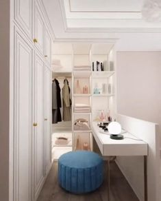 Small Room Design Bedroom, Small House Interior Design, Girl Bedroom Designs, Bedroom Furniture Design, Home Room Design, Modern House Design, Bedroom Ideas For Small Rooms, Home Decor Boxes, Home Decor Styles