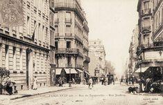 rue de Tocqueville - Paris 17ème