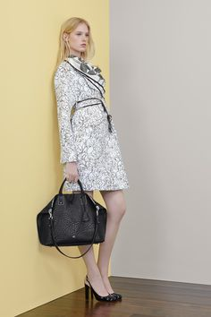 Mulberry | Resort 2015 Collection | Style.com #Classic #Fashion #Resort