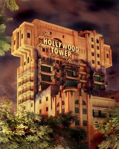 Disneyland Profiles Cast Members at Twilight Zone Tower of Terror Oh, my goodness!  My first experience on the Tower of Terror was given special attention by a cast member.  There were three in our party and we rode the ride alone! Holy, moly!  I'll never forget!