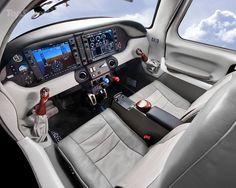 Airplane Interior, Glass Cockpit, Pilot Quotes, Small Airplanes, Gray Interior, High Resolution Photos, Luxury Life, Aviation, Aircraft