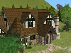 PBK: Patterned Roofs