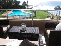 Sans Place Ballito - Sans Pace Ballito is a lovely holiday apartment, situated within the Les Mouettes apartment complex. The  complex has direct beach access and offers accommodation in this four sleeper self-catering unit, ... #weekendgetaways #ballito #southafrica