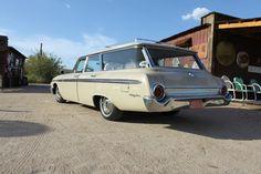 '62 Ford Galaxie Wagon Country Sedan