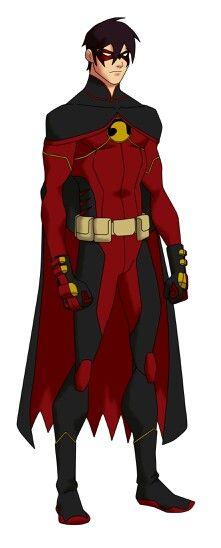 Red Robin/tim drake: YJ Design by on deviantART Tim Drake Red Robin, Robin Dc, Im Batman, Batman Robin, Batman Arkham, Batman Art, Superman, Nightwing, Batgirl