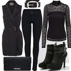 Gabrielle #fashion #mode #look #style #trend #outfit #sexy #luxury #stylaholic