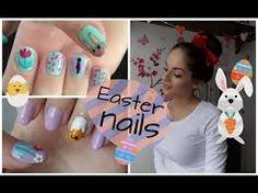 Výsledek obrázku pro týnuš třešničková Fast Nail, Easter Nails