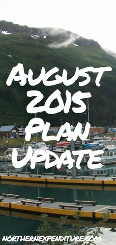 August 2015 Plan Update - Northern Expenditure