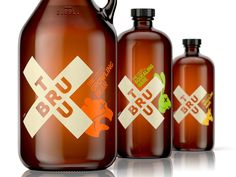 Tru Bru is a high-tech system of true flavor, brewery fresh take-home craft  beer. It is a concept store based in South Yarra, Australia, that  specializes in craft beer, cider, and soft drinks sold for takeaway in  three different sizes of reusable glass bottles.