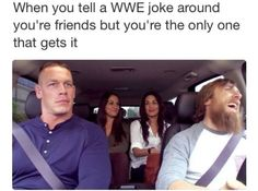 Daniel Bryan is awesome!! YES YES YES