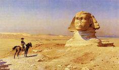 Jean-Leon Gérome - Napoleon in Egypt - Jean-Léon Gerome