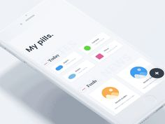 Use case (People want to remind about their meditation)  Most of the peoples don't know the tablet name, but they know the pills color, shape and extra detailing on it.  Features:  We can select th...