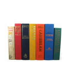 Michener Set Of 7, $75, now featured on Fab.