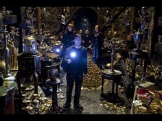 This would be my vault at Gringotts