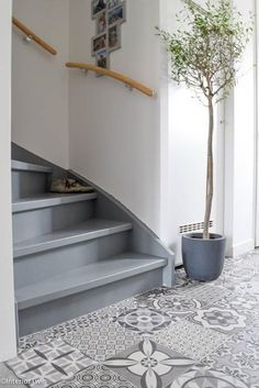 Trendy Home Interior Paint Stairs Ideas Basement Renovations, Home Remodeling, Home Interior, Interior Design Living Room, Interior Paint, Interior Livingroom, Craftsman Staircase, Painted Stairs, House Stairs
