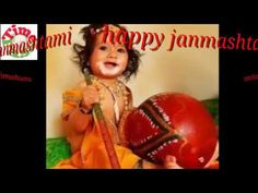 Sri Krishna Janmashtami, Time Passing, Christmas Bulbs, Channel, Holiday Decor, Happy, Youtube, Fictional Characters, Christmas Light Bulbs