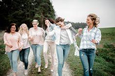 Bridal Party – Junggesellinnenabschied mit Frühlingsgefühlen Frühling Freundinnenshooting Fotoshooting JGA Ideen Bride to be Brautparty Bridal Party Friends