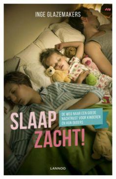 Cover van het boek slaap zacht van Inge Glazemakers