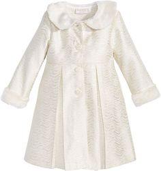Blueberi Boulevard 2-Pc. Special Occasion Coat & Dress Set, Toddler Girls (2T-5T)