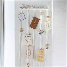 IRMA, VERKOOPMEDEWERKSTER DEN HAAG. Bij terugkomst van vakantie, hang je alle leuke herinneringen aan de Happy Memories Card Holder! Happy Memories Card Holder € 27,95