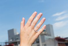 The ultimate low-maintenance manicure is achieved through a new family of sheer nail polishes. Just because they're sheer doesn't mean they're tame, Sheer Nail Polish, Manicure, Nails, Nail Colors, Makeup, Deborah Lippmann, Whisper, Jelly, Beauty