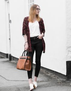 @phasesofrobyn wearing Wrap London - Flavia Jacket