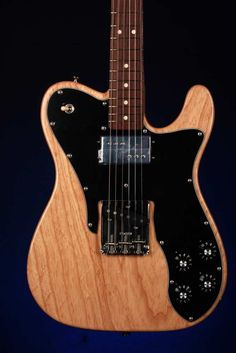 Fender FSR American Vintage '72 Telecaster Custom in a Natural Finish. Limited Edition | SmallWhiteMouse